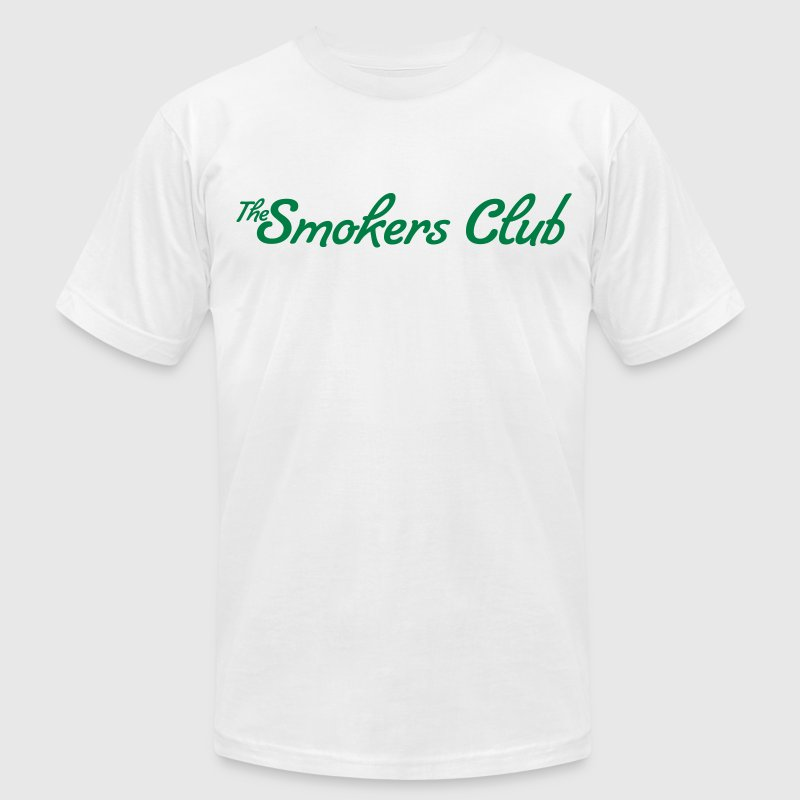 the Smokers Club - Men's Fine Jersey T-Shirt