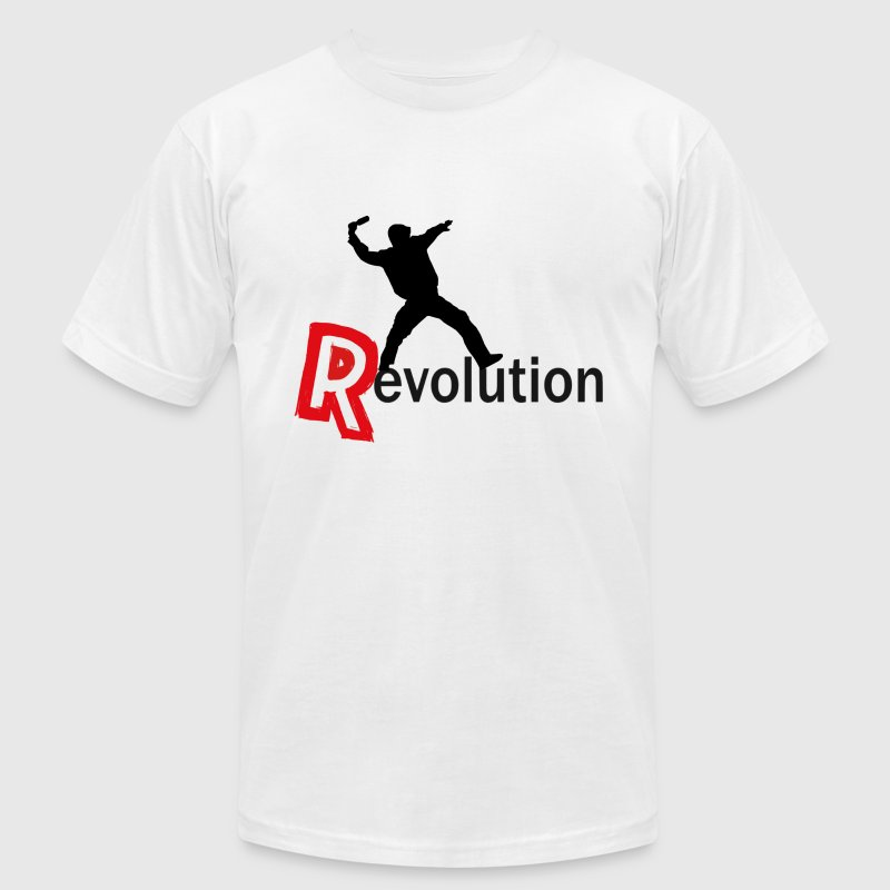 Revolution - Men's Fine Jersey T-Shirt