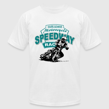 Speedway Racing - Men's Fine Jersey T-Shirt