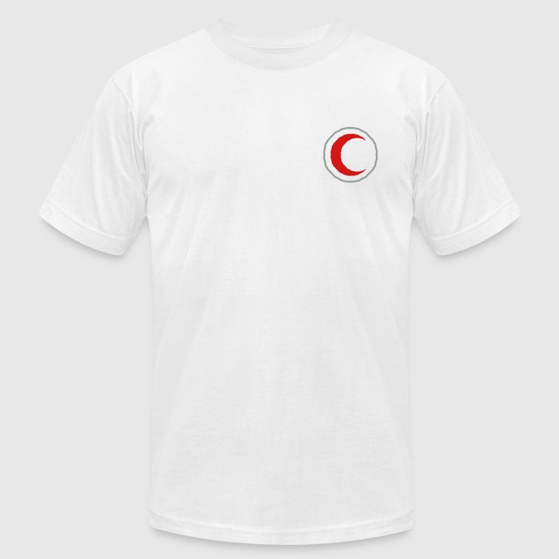 Red Crescent - Men's Fine Jersey T-Shirt