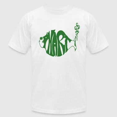 Phart - green - Men's Fine Jersey T-Shirt