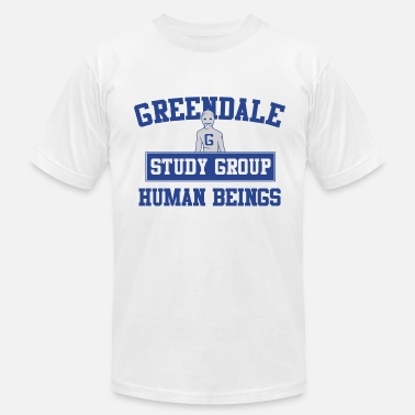 Greendale Greendale Study Group - Men's  Jersey T-Shirt