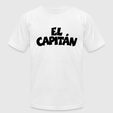 Captain El Capitán - Men's Fine Jersey T-Shirt
