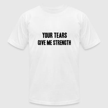 Tear - Men's Fine Jersey T-Shirt