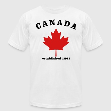 Canada Design - Men's Fine Jersey T-Shirt