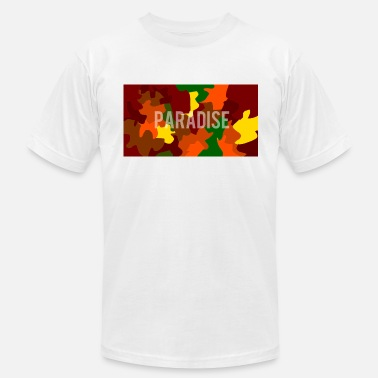Autumn Logo Paradise Autumn Box Logo Tee - Men's  Jersey T-Shirt