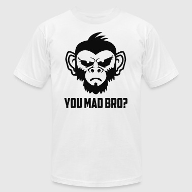 You Mad Bro - Men's Fine Jersey T-Shirt
