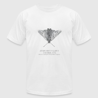 The Silver Spotted Skipper - Men's Fine Jersey T-Shirt