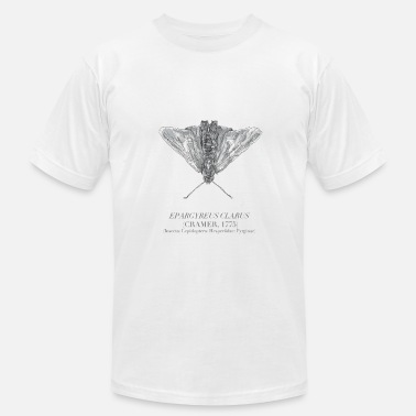 Larvae The Silver Spotted Skipper - Men's  Jersey T-Shirt