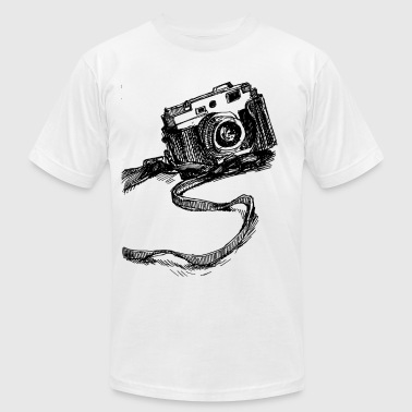 For Photographer photograph - Men's Fine Jersey T-Shirt