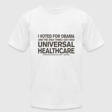 Healthcare - Men's Fine Jersey T-Shirt