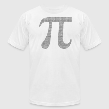 Pi - Men's Fine Jersey T-Shirt
