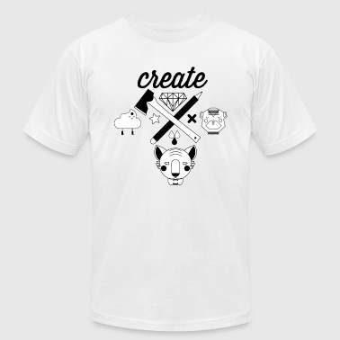CREATE - Men's Fine Jersey T-Shirt