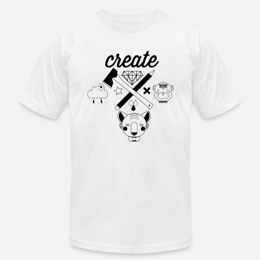 I Created CREATE - Men's  Jersey T-Shirt