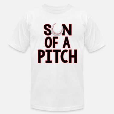SON OF A PITCH - Men's  Jersey T-Shirt