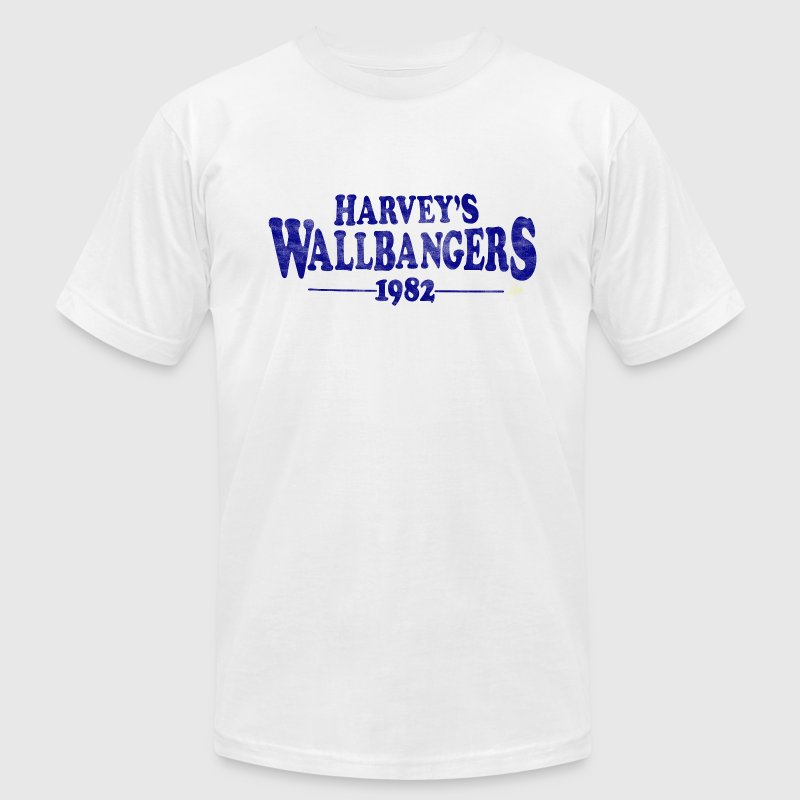 Harvey Wallbanger's Milwaukee 1982 - Men's Fine Jersey T-Shirt