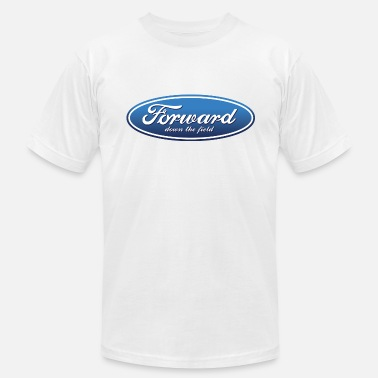 Down With Detroit Forward Down the Field Detroit - Men's  Jersey T-Shirt