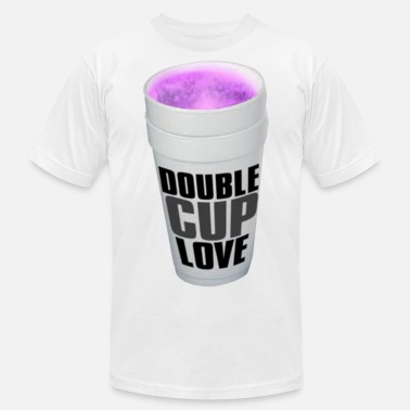 Juicy Double cup love. - Men's  Jersey T-Shirt