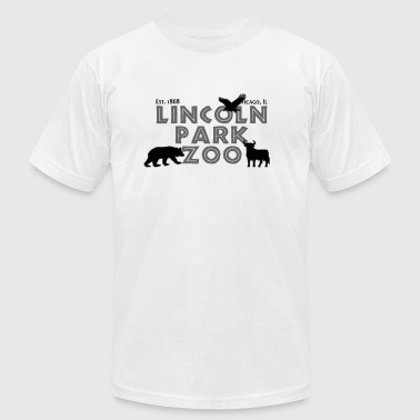 Chicago Lincoln Park Zoo Cute - Men's Fine Jersey T-Shirt