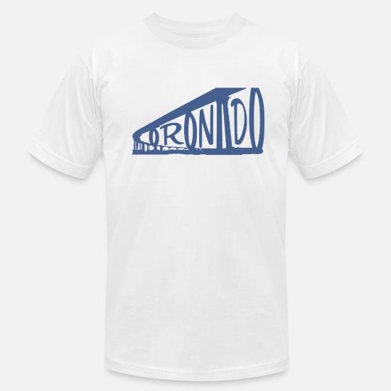 3d05834f8 San T-Shirts - Coronado California San Diego Bridge - Men's Jersey T-Shirt