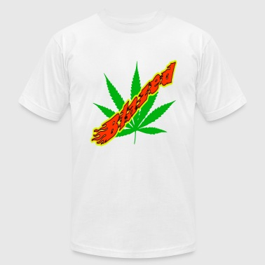 Blazed - Men's Fine Jersey T-Shirt