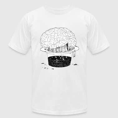 brain drain - free your mind - Men's Fine Jersey T-Shirt