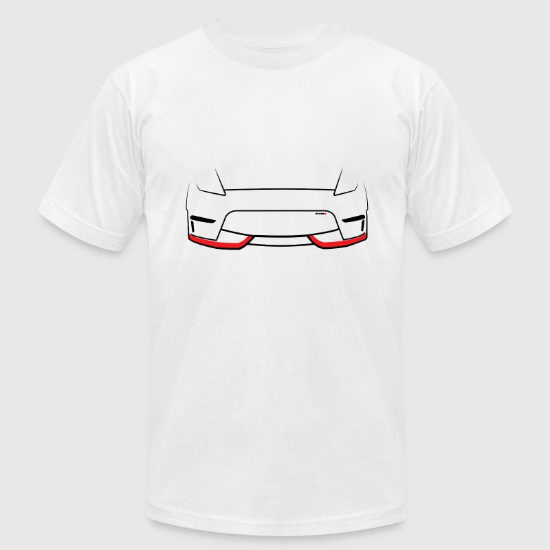370Z Front End - Men's Fine Jersey T-Shirt