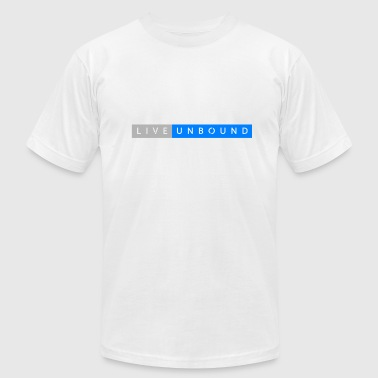 LiveUnbound - Men's Fine Jersey T-Shirt