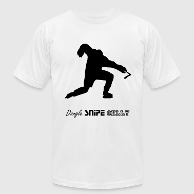 Hockey Celly - Men's Fine Jersey T-Shirt