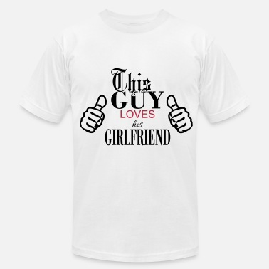 This Guy Loves This Guy Loves... - Men's Jersey T-Shirt