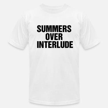 Partynextdoor Summers over Interlude - Men's  Jersey T-Shirt