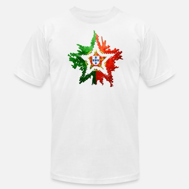 2016 Portugal Star Portugal - Men's Jersey T-Shirt