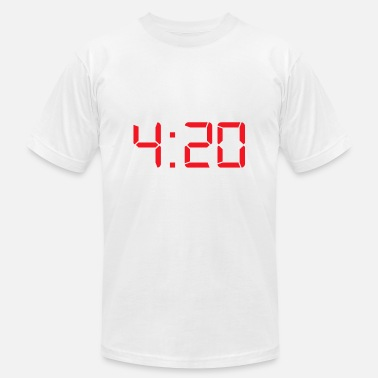 4 Twenty 420 Four Twenty Weed THC - Men's  Jersey T-Shirt