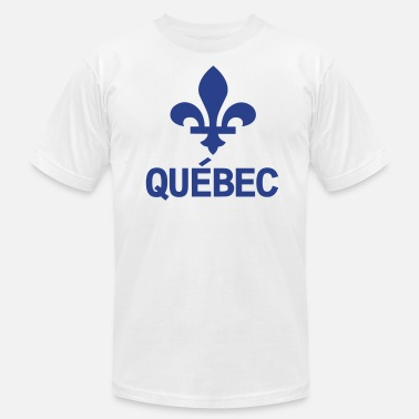 Quebec Québec - Men's  Jersey T-Shirt