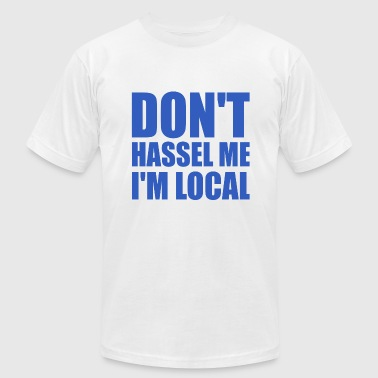 Hassel What About Bob - Men's Fine Jersey T-Shirt
