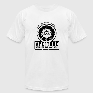 Aperture Laboratories - Men's Fine Jersey T-Shirt
