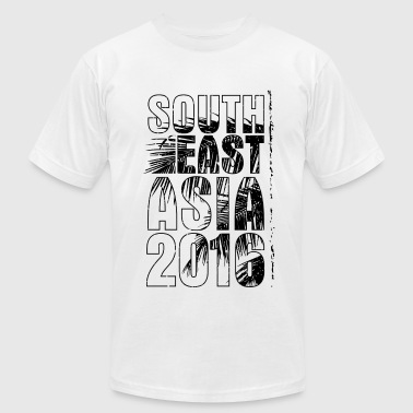 Southeast Asia 2016 - Men's Fine Jersey T-Shirt