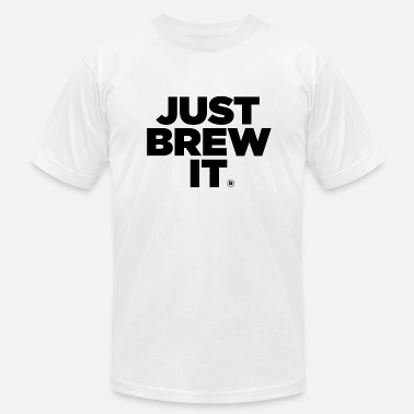 Brewing Just Brew It® - Men's  Jersey T-Shirt