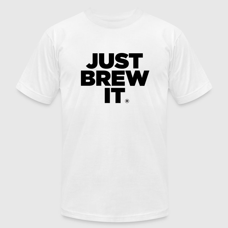 Just Brew It® - Men's Fine Jersey T-Shirt