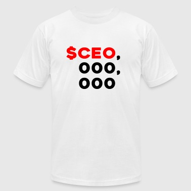 CEO! - Men's Fine Jersey T-Shirt