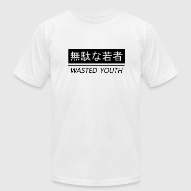 WASTED YOUTH - Men's Fine Jersey T-Shirt