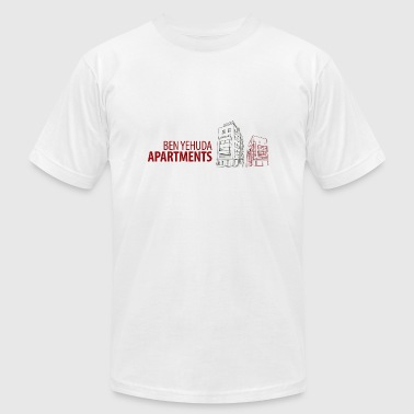 Apartment BY Apartments - Men's Fine Jersey T-Shirt