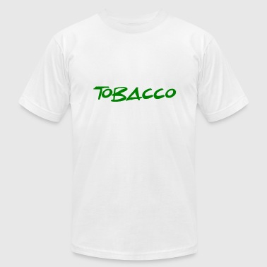 tobacco - Men's Fine Jersey T-Shirt