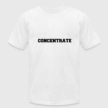 Concentration CONCENTRATE - Men's Fine Jersey T-Shirt