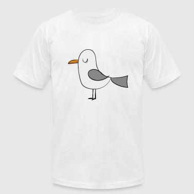 Gulls gull - Men's Fine Jersey T-Shirt