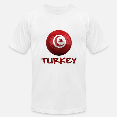 Team Turkey Team Turkey FIFA World Cup - Men's  Jersey T-Shirt