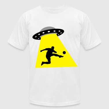 UFO And World Championship - Men's Fine Jersey T-Shirt