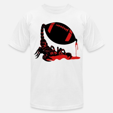 Scorpion Football scorpion football - Men's  Jersey T-Shirt