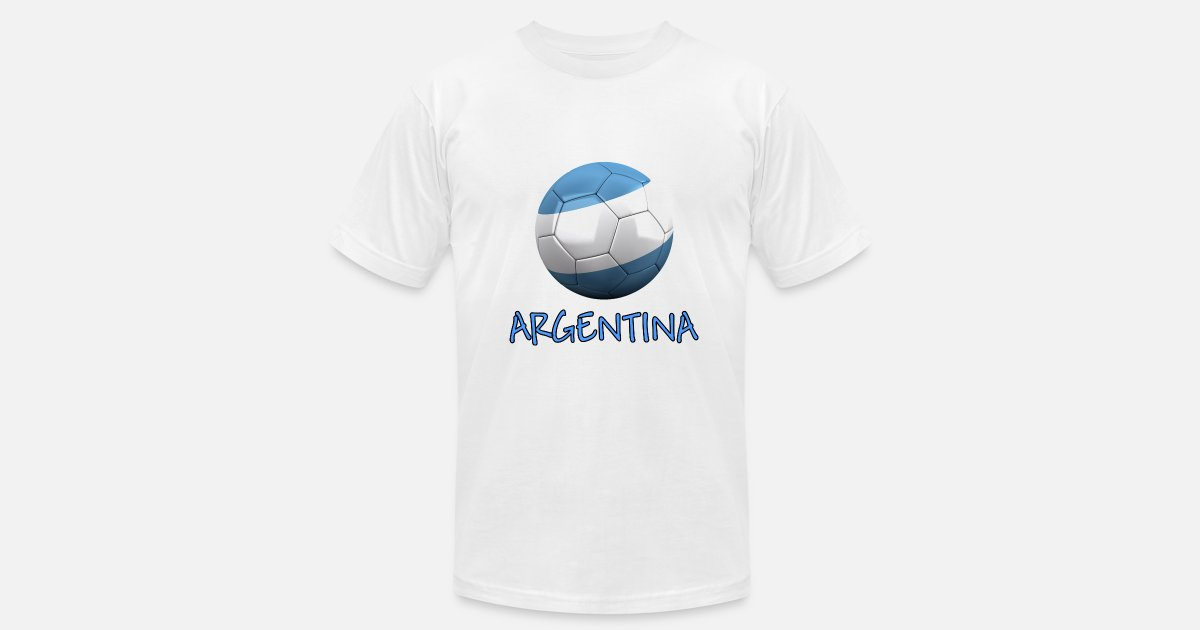 35063a3205f Team Argentina FIFA World Cup Men s Jersey T-Shirt