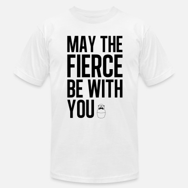 Fierce Fierce Girl - Men's Fine Jersey T-Shirt